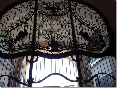 בודפשט שער ארמון גרישם