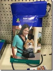 מנשא כלבים